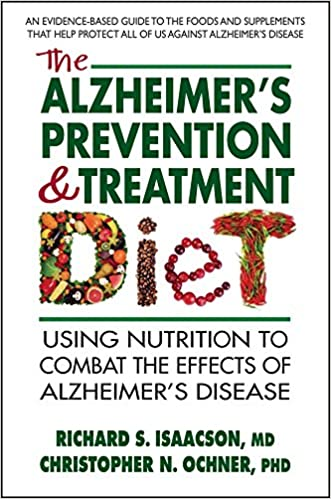 Alzheimer's Prevention Treatement Diet