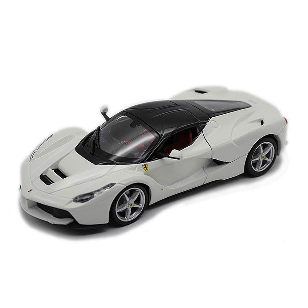 Bburago Maßstab 1:24 La 458 FXXK Spider 599 488 GTB F12 TDF FXXK 458 California Sports Car Druckgussmodell Racing Car Spielzeug Box a949ee