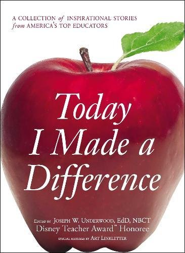Today Made Difference Collection Inspirational