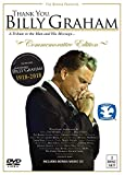 Thank You, Billy Graham (Commemorative Edtion) [DVD + CD]