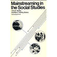 Mainstreaming in the Social Studies