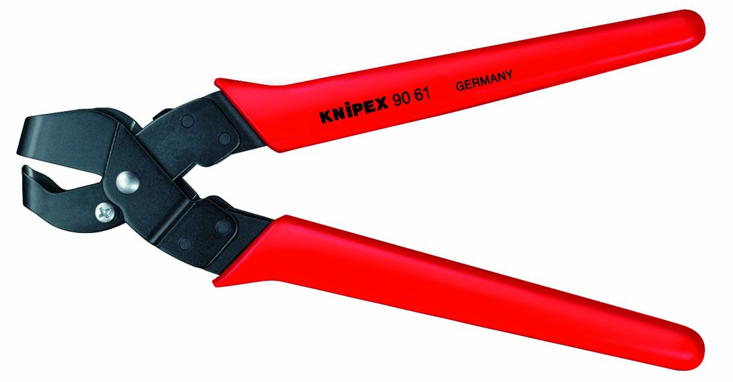 KNIPEX 90 61 16 Notching Pliers by KNIPEX Tools