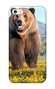 Grizzly Bears Case Compatible With Iphone 5/5s/ Hot Protection Case