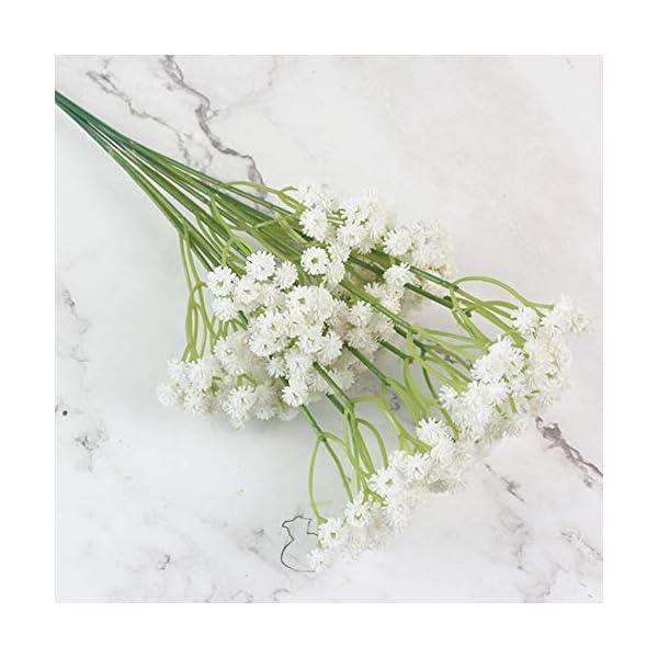 lasenersm-21-Pieces-Artificial-Babys-Breath-Artificial-Gypsophila-Flowers-Artificial-Flowers-DIY-Home-Garden-Wedding-Decoration-White-Pink-Purple
