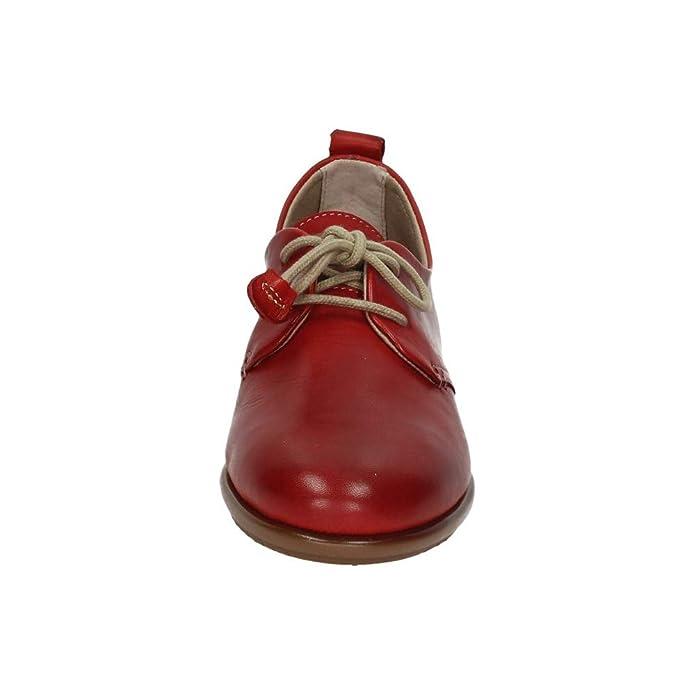 30e15fa8 48 HORAS 910102/40 Blucher DE Piel Mujer Zapatos CORDÓN: Amazon.es: Zapatos  y complementos