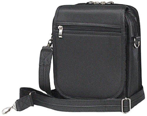 GTM Gun Tote'n Mamas Concealed Carry Urban Shoulder Bag, Black, Small (Best Gun For Self Defense Concealed Carry)