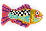 MacKenzie-Childs Happy Fish Bath Mat