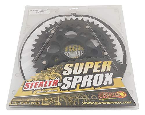 SuperSprox RST-736525-42-BLK Black Stealth Sprocket