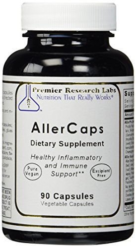 AllerCaps (90 V-caps) by Premier Research Labs