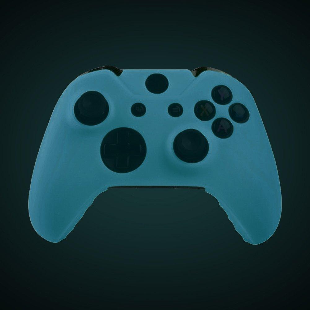 Amazon.com: Xbox Controller Silicon Rubber Case Cover: Video Games