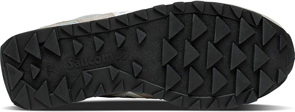 Saucony Unisex Adults/' Shadow Original Vintage Gymnastics Shoes, Grey//White 1 6 UK 40 EU