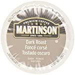 Martinson Coffee Capsules for Keurig K-Cup Brewers by Marley Coffee