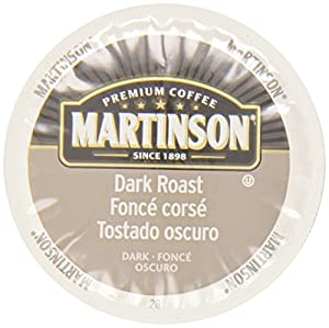Martinson Coffee Capsules for Keurig K-Cup Brewers