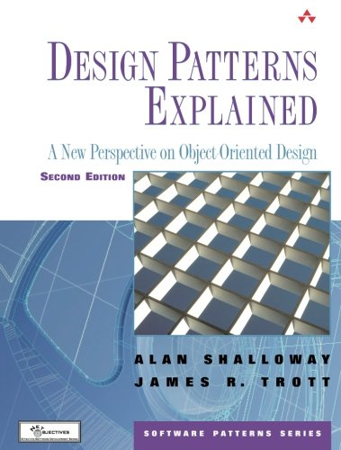 (Design Patterns Explained: A New Perspective on Object Oriented Design, 2nd Edition (Software Patterns))