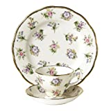 Cheap Royal Albert 100 Years of Royal Albert Set, Spring Meadow, 3-Piece