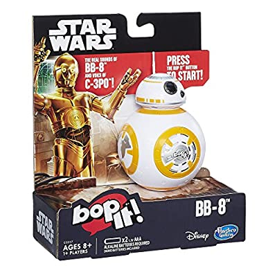 Bop It! Star Wars BB-8 Edition Game: Toys & Games