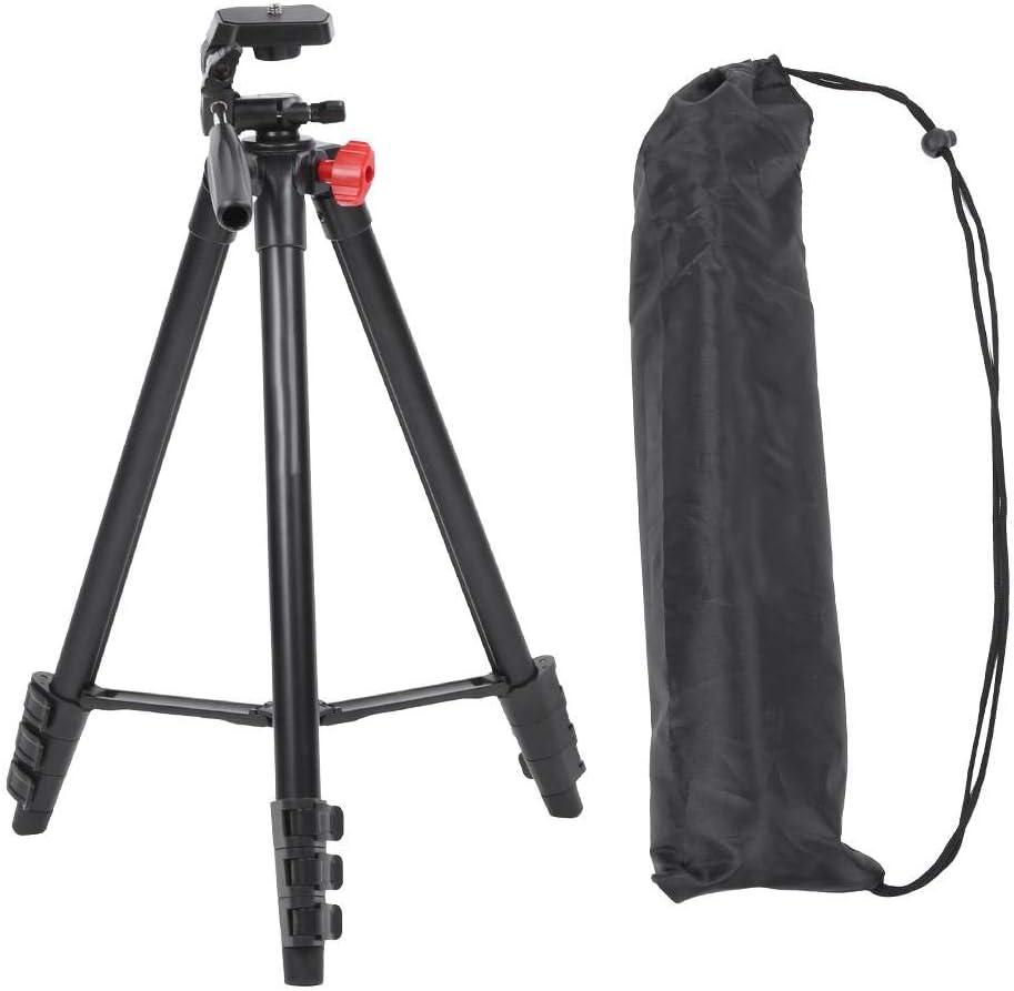 SolUptanisu Trípode de cámara, VT-831 Trípode de aleación de Aluminio Trípode portátil 4 Secciones con rodamiento de 3 kg para fotografía Cámara sin Espejo en Vivo al Aire Libre: Amazon.es: Hogar