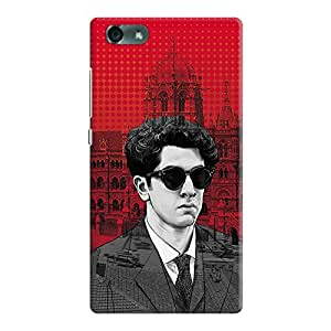 DailyObjects Johnny Poster Case For Huawei Honor 4X