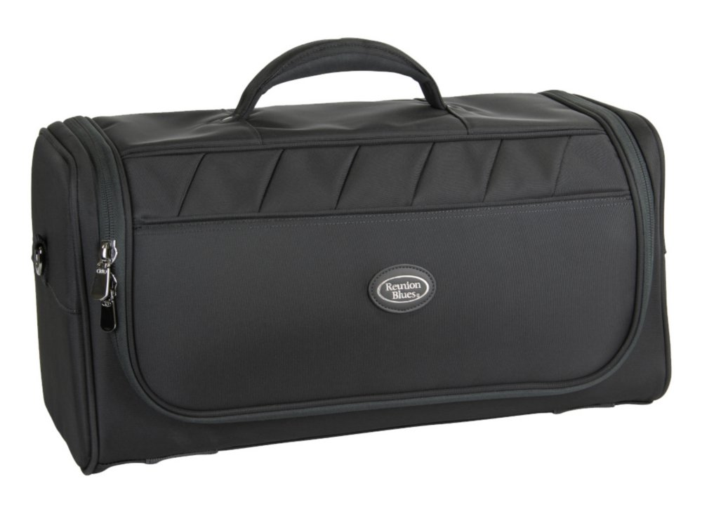 Reunion Blues RBCT3BK RB Continental Triple Trumpet Case - Midnight Series