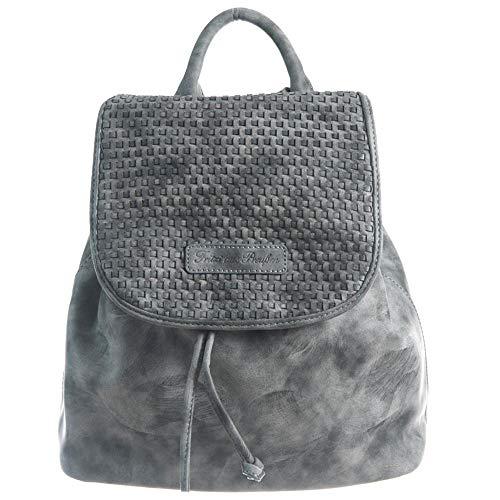 Noir dos en main 1 Weave Cora Sac port à Swipe pour aus à bretelles Preußen sac Black à Fritzi qfvxwOn6U
