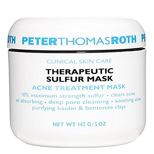 Peter Thomas Roth Therapeutic Sulfur Mask - 5 Ounce | 142 Gram