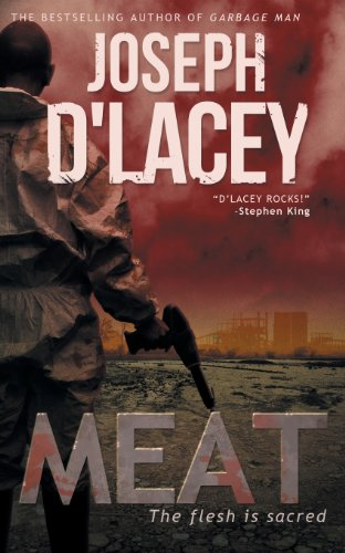 book cover of Meat