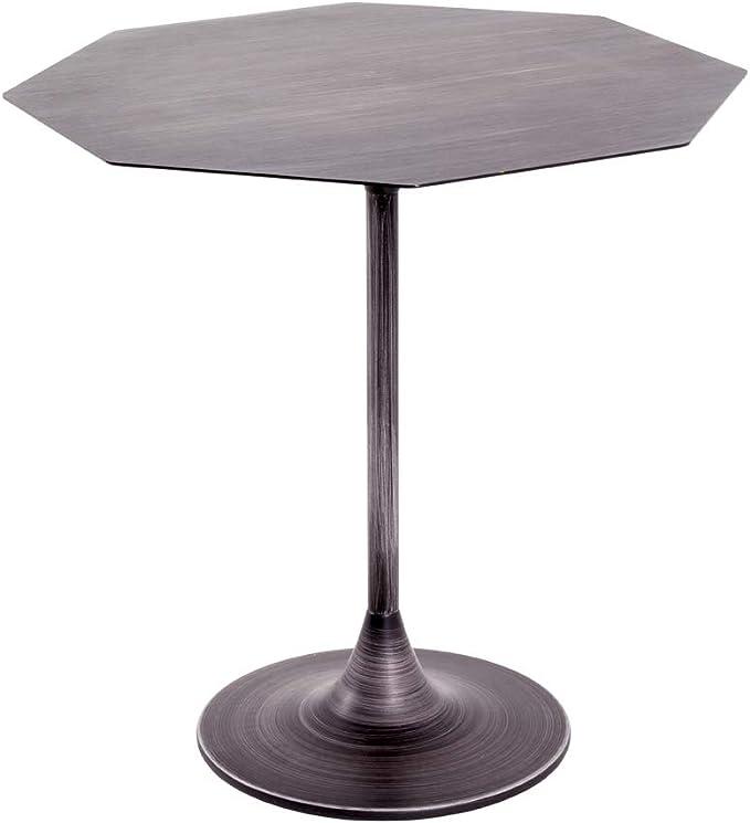 QTQZDD Table de Chevet, Table de Cylindre de ménage Table à