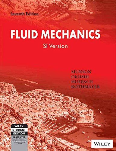 Fluid Mechanics SI Version