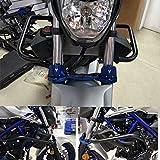 Motorcycle 15 16 17 MT03 MT25 Black Steel Crash Bar Engine Guard Frame Protector Cover for 2015-2017 Yamaha MT 03 MT 25 MT-03 MT-25
