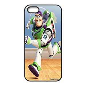 iPhone 5 5s Cell Phone Case Black Buzz Lightyear Toy Story 3 FXS_697775
