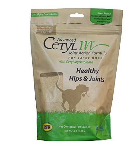 Response Cetyl M Joint Action Formula for Large Dog, 180 Scoops
