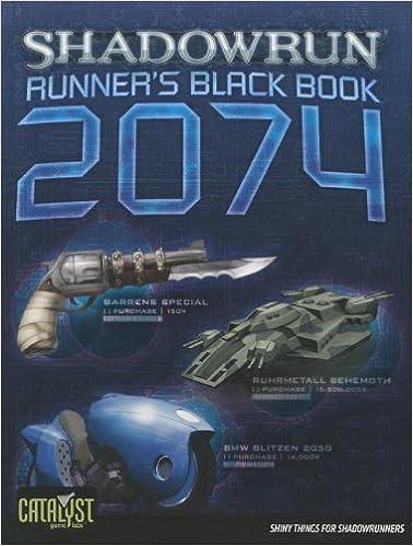 SHADOWRUN RUNNERS BLACK BOOK DOWNLOAD