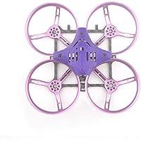 Shaluoman Toad 88 90mm Mini Brushless FPV Multirotor Racing Drone Frame Kit Purple