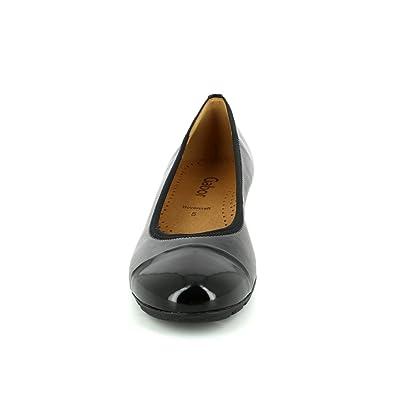 GABOR Gabor Womens Shoe Franklin 74.161 Black 6 ECZWRY