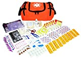 Ever Ready First Aid Kit in First Responder Ll Bag for 25 Person