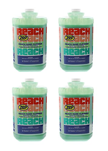 Zep Reach 4 gallons/case (Case Cleaner Gallon 4)