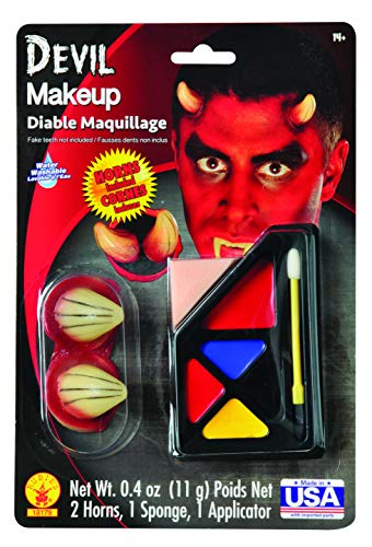 Rubie's Costume Co Devil Make Up Kit Costume -