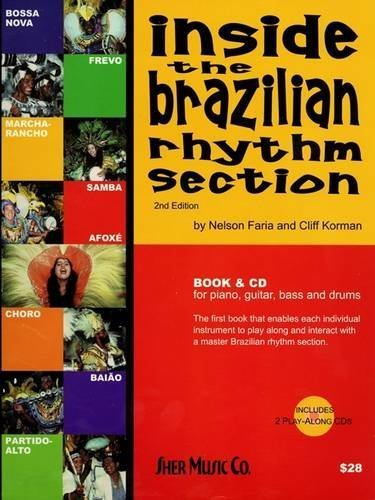 Inside the Brazilian Rhythm Section by Nelson Faria (2005-06-01) - Section Rhythm Brazilian