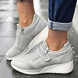 Staron Women's Walking Flat Casual Crystal Fashion