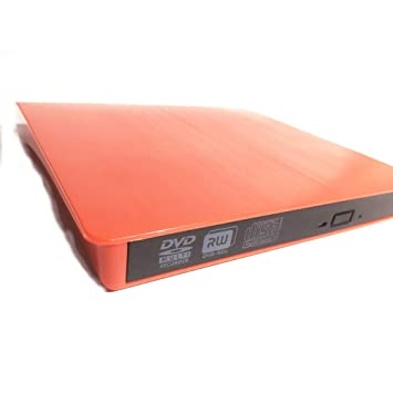 Wibis Unidad DVD CD Externa, USB 3,0 Portátil Slim Externo CD/DVD