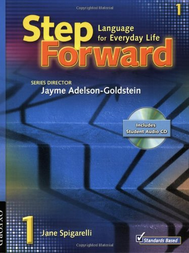 Step Forward 1 Student Book with Audio CD