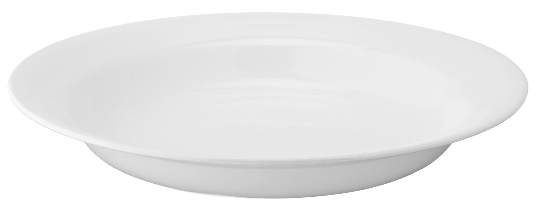World Kitchen Corelle Livingware 15-Ounce Soup/Salad bowl, Winter Frost White (Pack of 6)