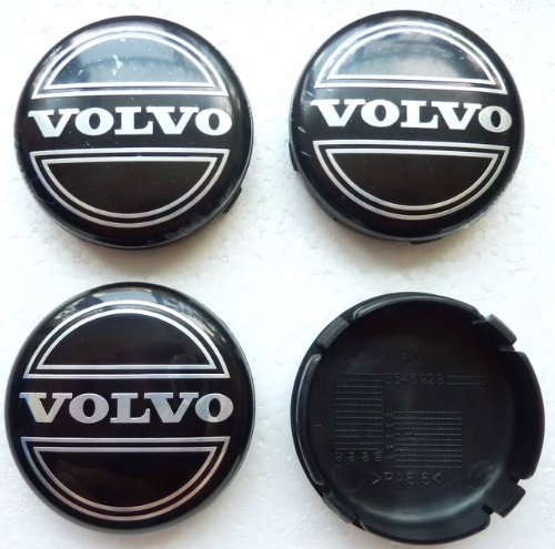 (Volvo Center HUB Caps Cover Wheel S70,v70,xc90,850, 960 S90 S80 More)