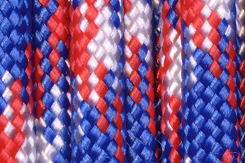 BoredParacord-Brand-550-lb-Red-White-and-Blue-Paracord-100-feet