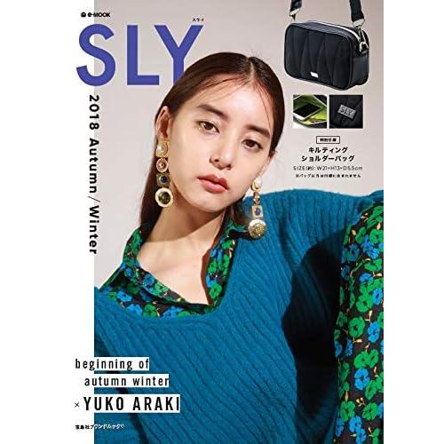 SLY 2018年秋冬号 画像