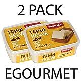 Koska Halva Plain Tahini 14.11 Oz. (2 pack) total 28oz