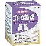 ブドウ糖α(粉末)・犬用 1.5g×16袋×6個