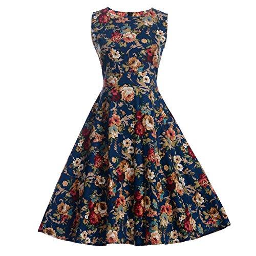 40s tea dress sewing pattern - 3