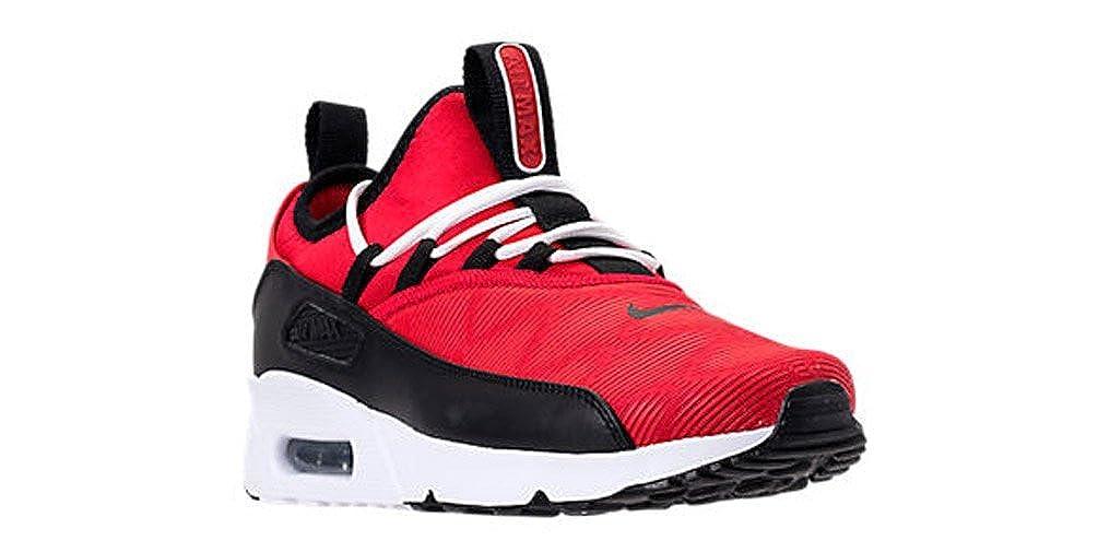 designer fashion c0ec7 4c4cb Amazon.com   Nike Air Max 90 EZ SE University Red Black-White   Basketball