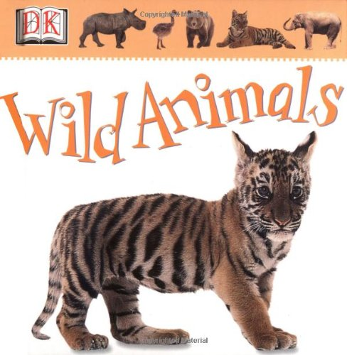 Download Wild Animals (Soft-to-Touch Books) ebook
